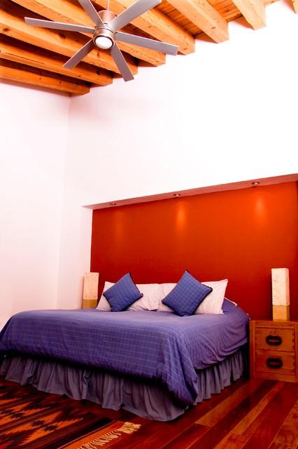 Campanario contemporary-bedroom
