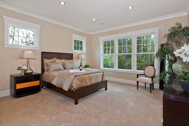 Canterwood showcase craftsman bedroom other metro for Accents salon bentonville ar