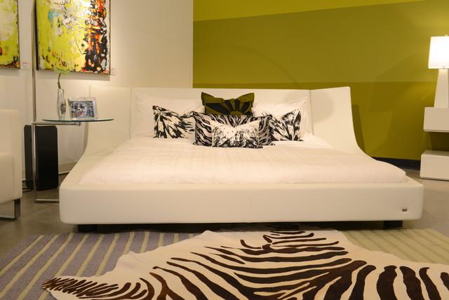 Cantoni Houston Showroom Modern Bedroom Houston By