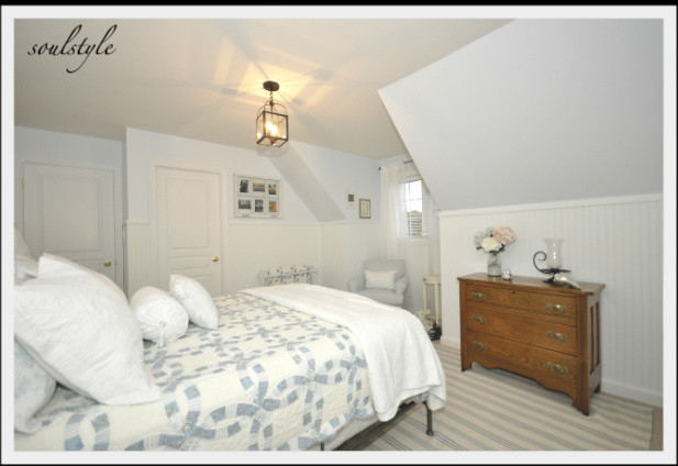 Cape Cod Bedroom Traditional Bedroom Toronto By