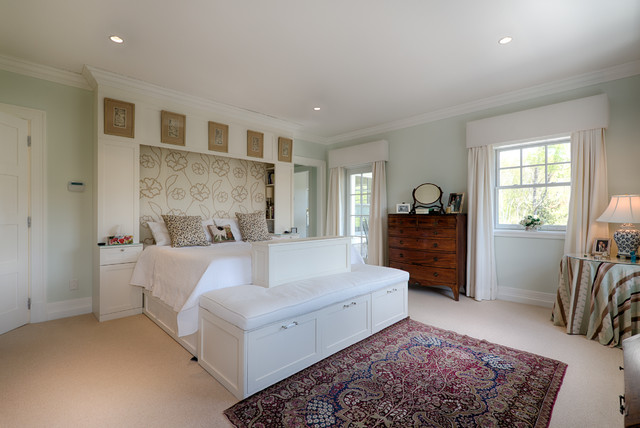 cape cod master bedroom