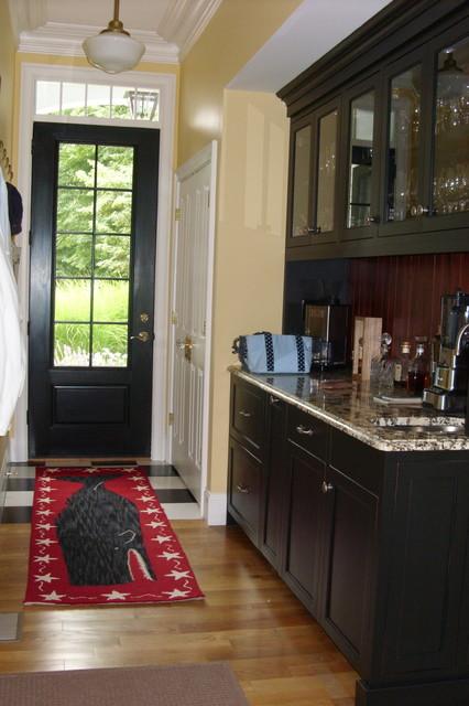 Cape Cod renovation traditional-bedroom