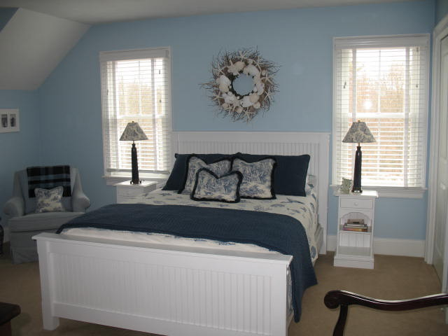 cape cod bedroom ideas