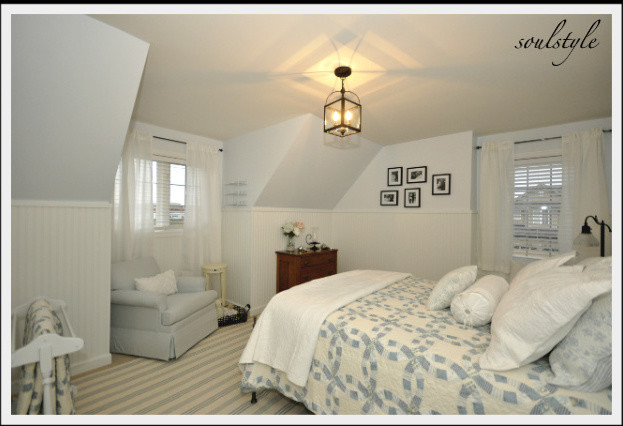 Cape cod room designs for Cape bedroom ideas