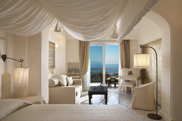 Capri Palace Hotel, Anacapri - Italy mediterranean-bedroom