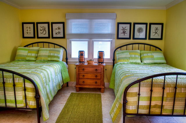 Captiva Bayside Residence traditional-bedroom