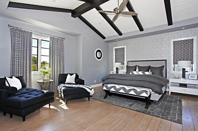 Cardigan contemporary-bedroom