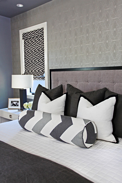 Cardigan contemporary-bedroom