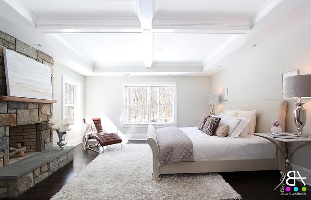Cardinal Lane - Westport modern-bedroom