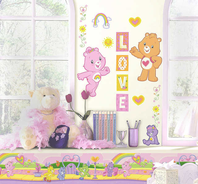Beau Care Bears Room Decorations Modern Bedroom