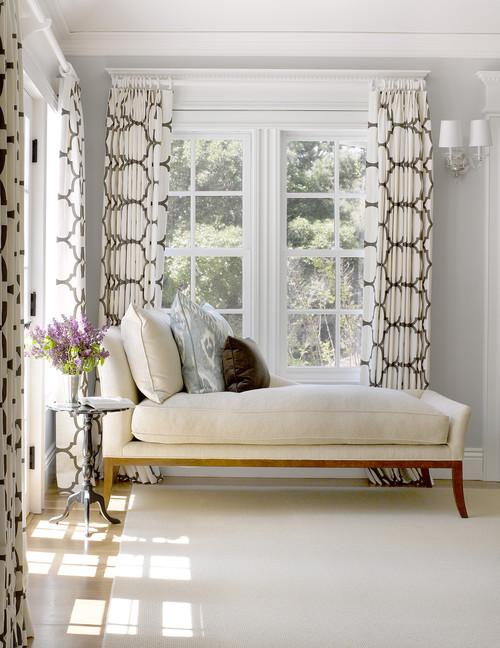 cortinas con patrones