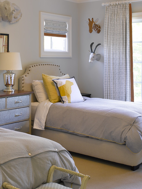 Carolyn Woods Design traditional bedroom