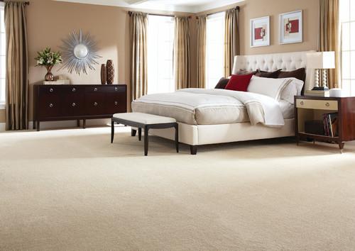 carpeted flooring