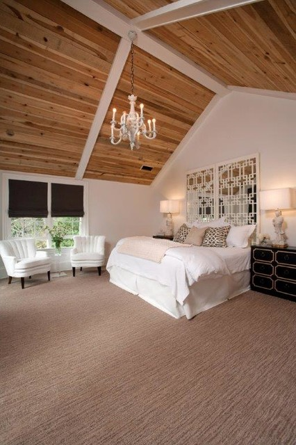 Traditional Bedroom Carpet : Carpet traditional bedroom by kermans flooring