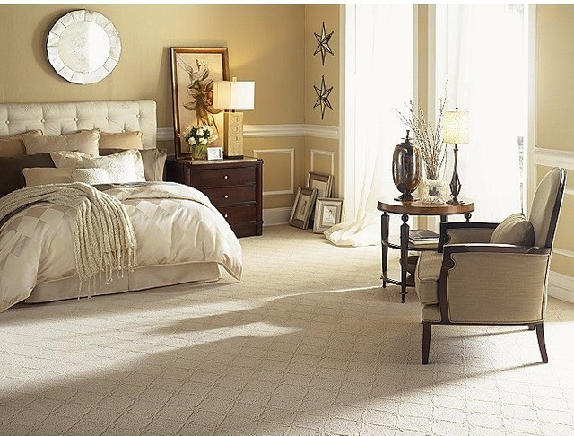 Traditional Bedroom Carpet : Carpet