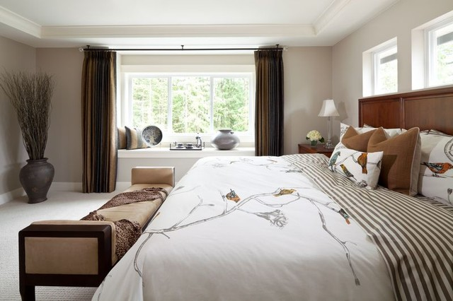 Carte Blanche - A custom home community in Coquitlam modern-bedroom