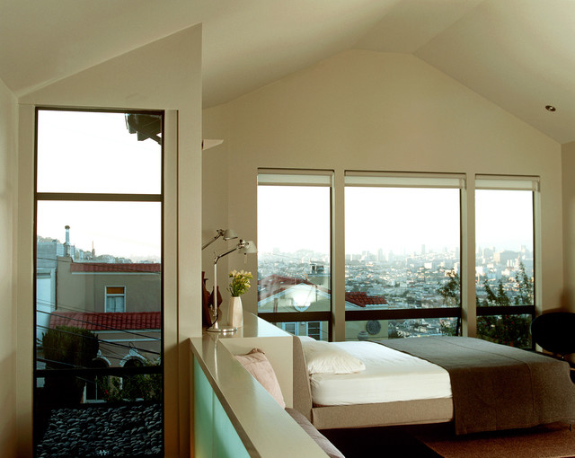 Cary Bernstein Architect Choy 1 Residence contemporary-bedroom