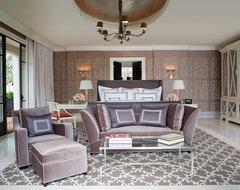Casa Blanca contemporary-bedroom