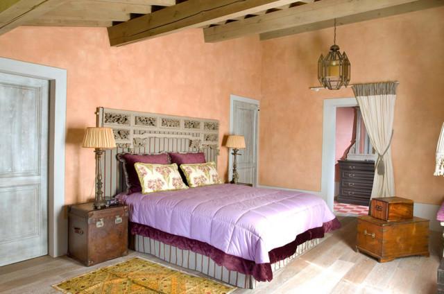 Casa colonica sulle colline di firenze for Piccoli piani casa 4 camere da letto