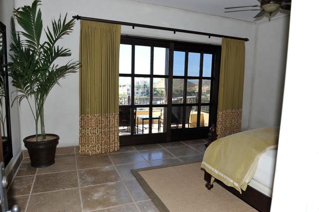 Casa E mediterranean-bedroom