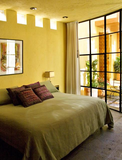 Casa Joya modern-bedroom