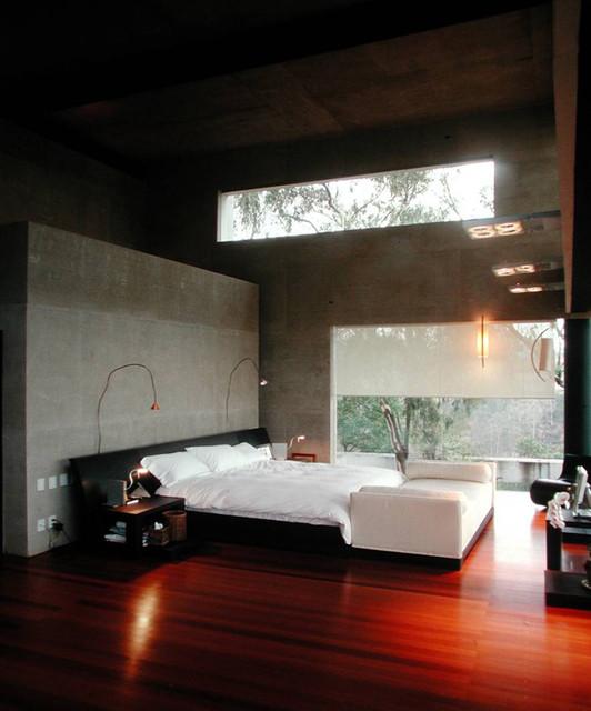 Casa KM contemporary-bedroom