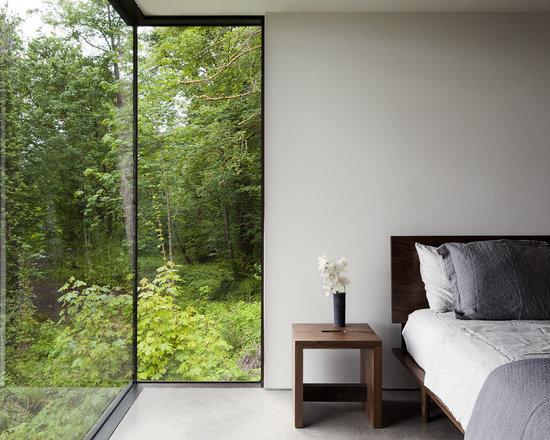 corner window bedroom design ideas pictures remodel and