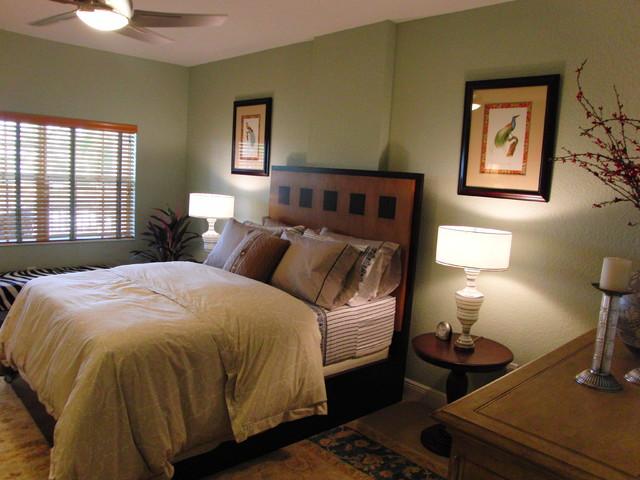 Casey Key Condo Mediterranean Bedroom Tampa By