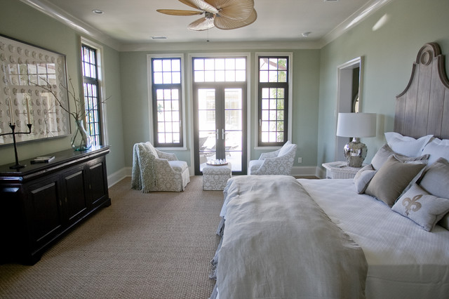 Cassique Cottage Beach Style Bedroom Charleston By