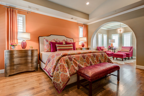 Castle Hills Soft Contemporary Master Suite