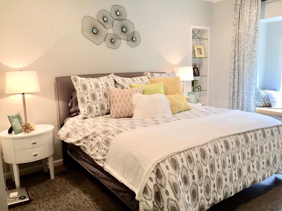 Castle Pines Bedroom Furnishings and Accessory Refresh