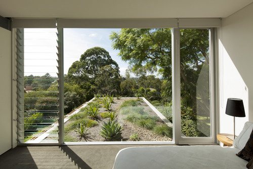 Castlecrag House by Rudolfsson Alliker Associates Architects.