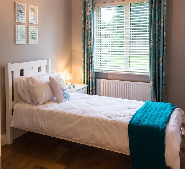 Castleknock Apartment Traditional Bedroom Dublin