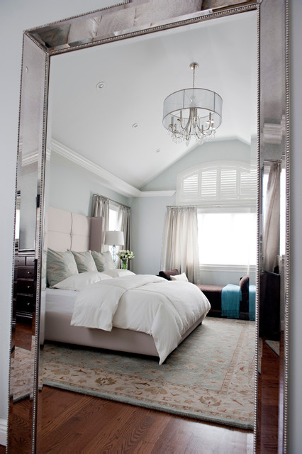 Casual Elegance Master Bedroom Transitional Bedroom