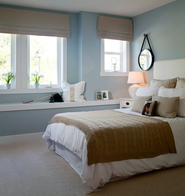 casual elegance suite hampstead traditional bedroom