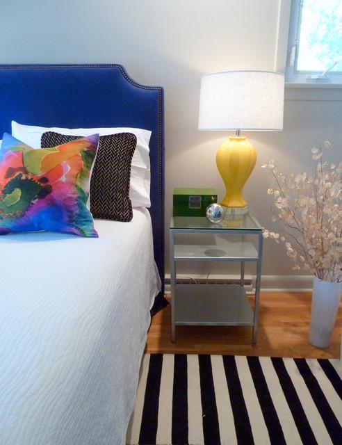 Catherine Boardman contemporary-bedroom