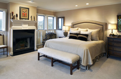 traditional bedroom designs master bedroom. Beautiful Bedroom Traditional Bedroom By Dallas Interior Designers U0026 Decorators CDA  Design In Designs Master S