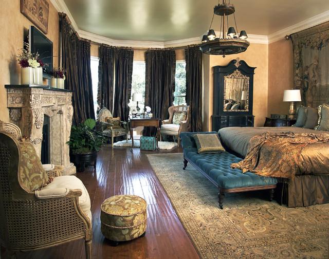 Catherine Dolen & Associates traditional-bedroom