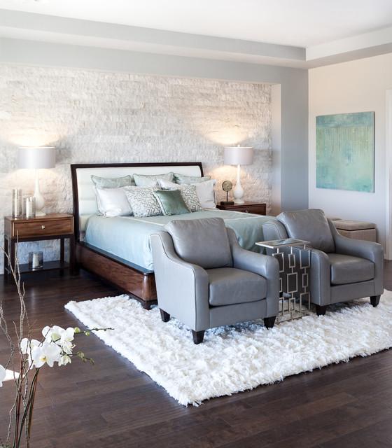 Cavitt Ranch contemporary-bedroom