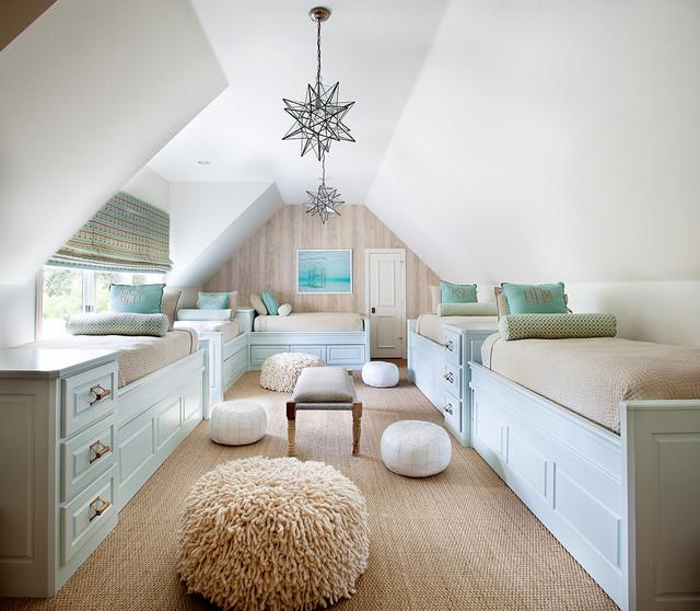 Cedar Creek transitional-bedroom