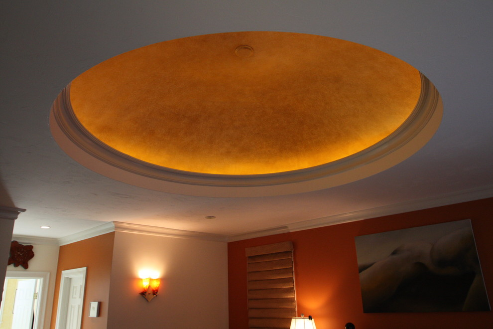 Ceiling Dome With Led Lighting