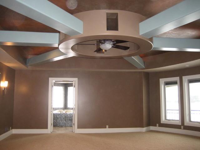 Ceiling Ideas modern-bedroom