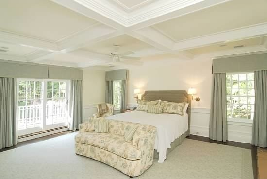 ceilings moldings and trim traditional bedroom new york by