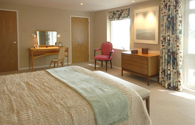 Celia James eclectic-bedroom