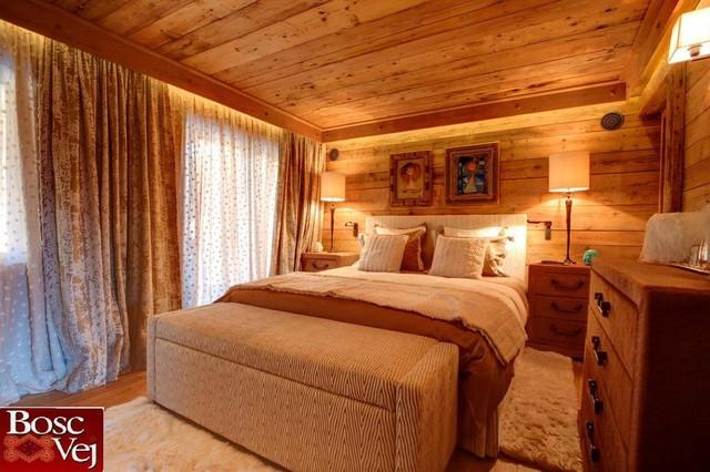 Chalet crans montana - Camere da letto di montagna ...