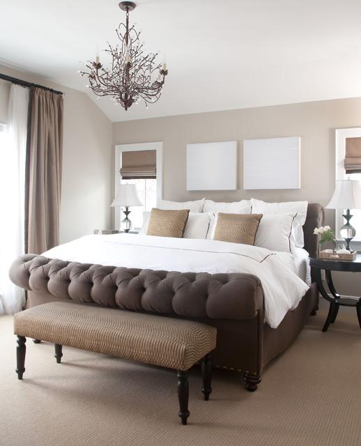 Chalet interiors classique chambre denver par chalet for Chambre bebe denver