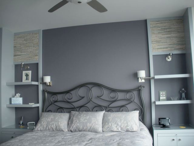 Charcoal gray bedroom for Charcoal grey bedroom