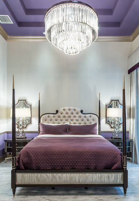 Charles neal interiors aventura house for American classic bedroom