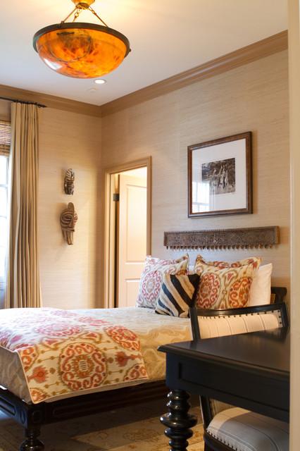 Charmean Neithart Interiors traditional-bedroom