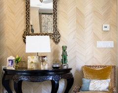 Charmean Neithart Interiors, LLC. traditional-bedroom